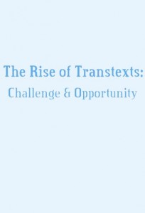 rise of transtexts pre cover